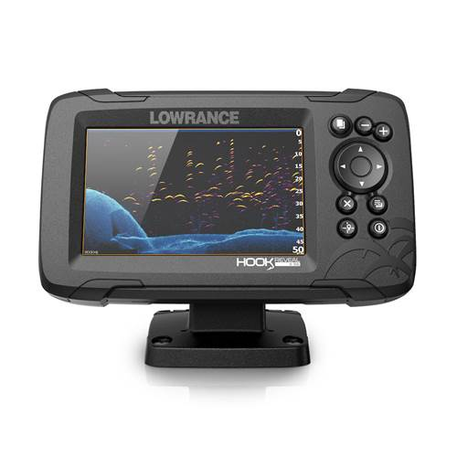 Lowrance Hook Reveal 5 SplitShot (HDI 83/200)