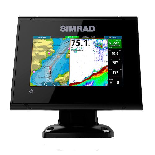 Simrad GO5 XSE с Active Imaging 3-в-1