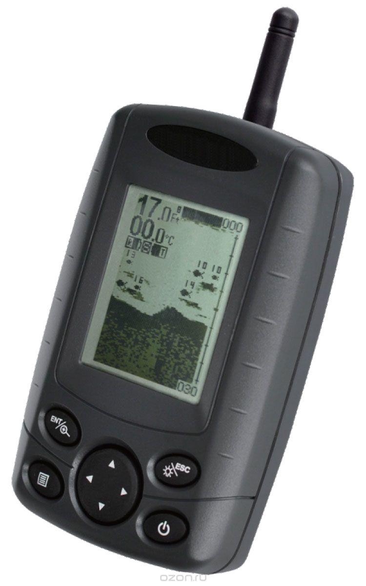эхолот rivotek fisher 30 wireless sonar купить в