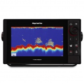 "Raymarine AXIOM 9 Pro-S, HybridTouch 9"" Multi-function Display with High CHIRP Conical Sonar for CPT-S"