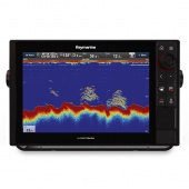 "Raymarine AXIOM 12 Pro-S, HybridTouch 12"" Multi-function Display with High CHIRP Conical Sonar for CPT-S"