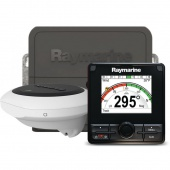 Raymarine Evolution Solenoid Autopilot with P70Rs control head & ACU-300 (suitable for Solenoid drives)