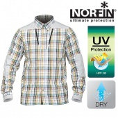 Рубашка Norfin SUMMER LONG SLEEVES 01 р.S